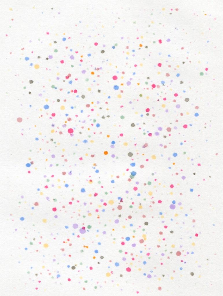 Colour Dots Page 3
