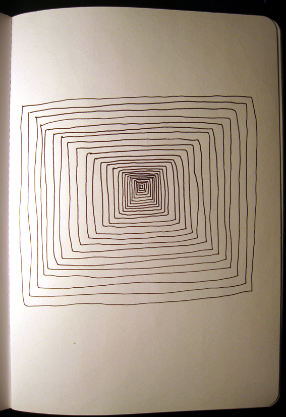 Squares - Concentric