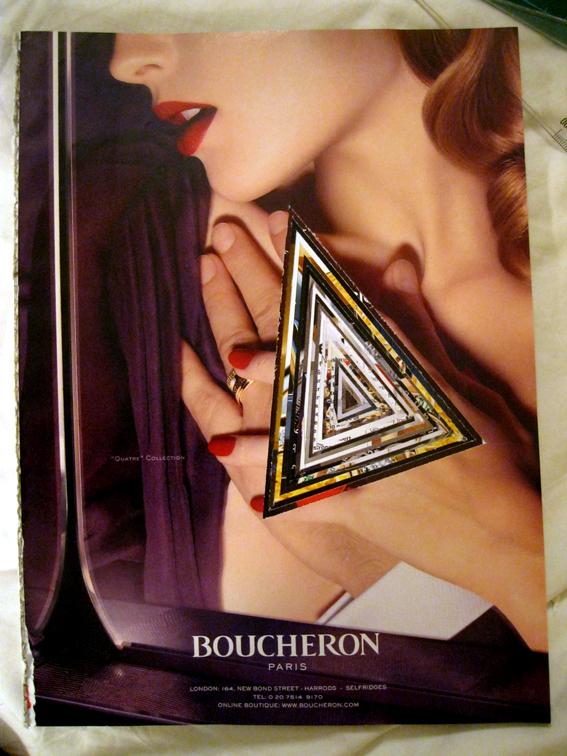Magazine Trash Triangle 1