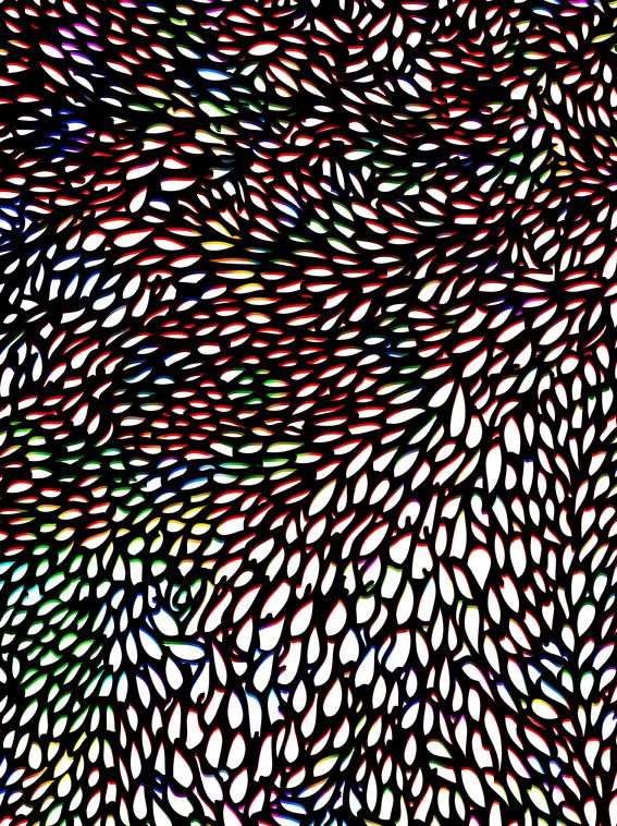 Shallcrass Coloured Pattern