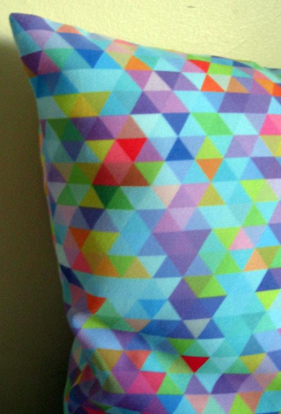 Multicoloured Triangles 2