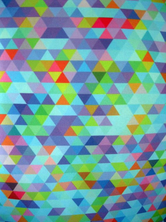Multicoloured Triangles 3
