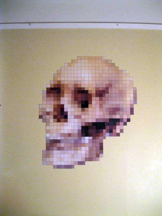 Skull Wall 1