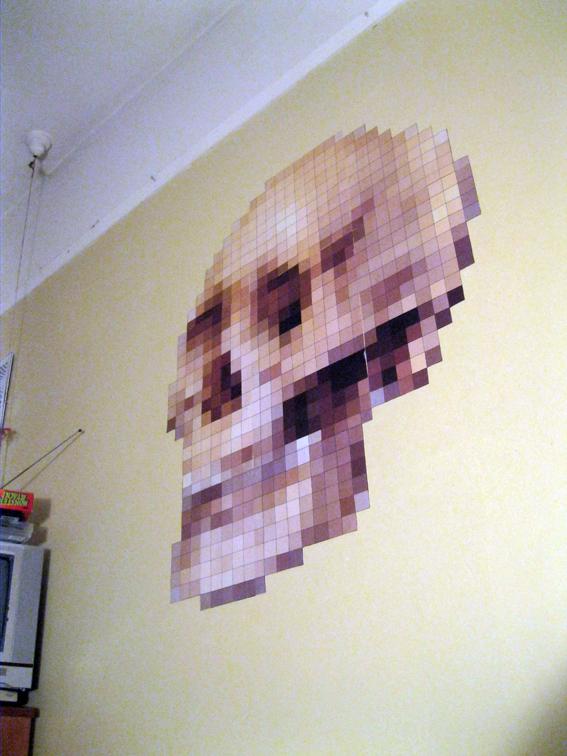 Skull Wall 2