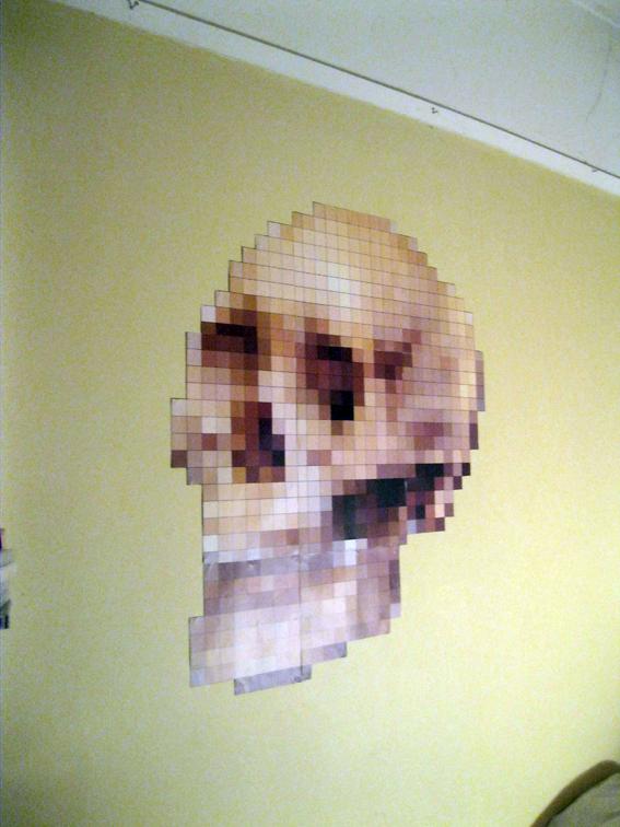 Skull Wall 3
