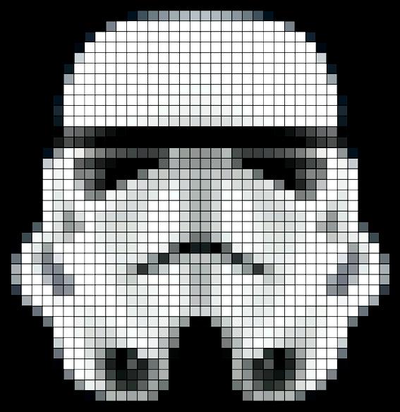 Stormtrooper Pixel