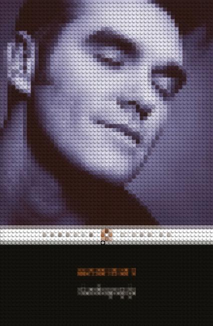 Morrissey Autobio Lego Cover